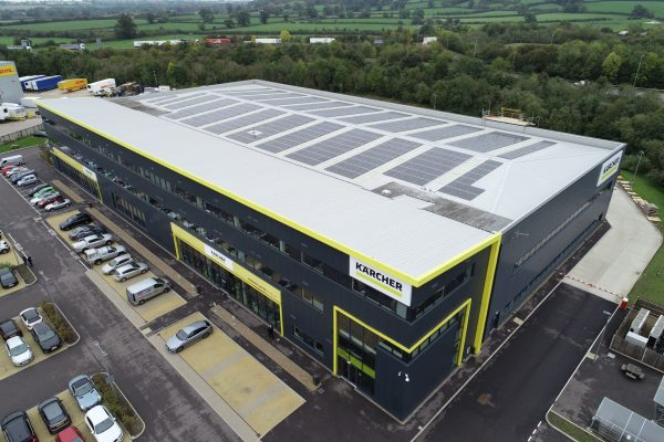 Kärcher signs PPA with Zestec, NESF for rooftop solar